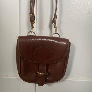 Vintage small cross body bag
